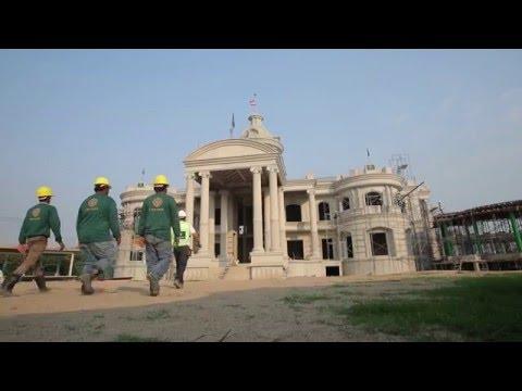 ผลงานการก่อสร้างบ้านพักอาศัยระดับสูงของเอ็มเพอเร่อร์ ถ่ายจากสถานที่จริง