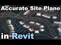 Creating an Accurate Site Plane in Revit