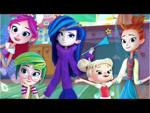 #Фееринки - Тайна Дрёмы (7 серия) Волшебные серии