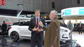 Prova su strada Citroën DS5 Hybrid4 con intervista Dir. pubbl. relaz. Marco Freschi