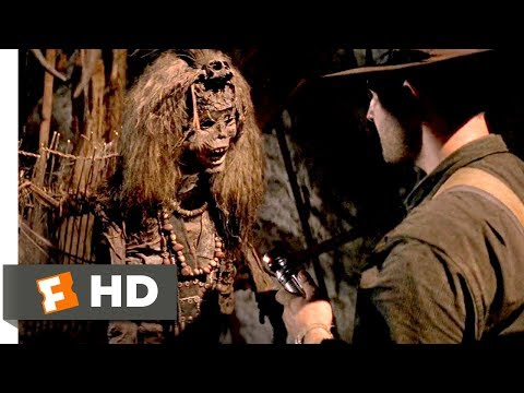 The Phantom (1/9) Movie CLIP - The Skull (1996) HD
