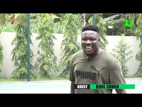 Kurl Songx on ATUU with Abeiku Santana