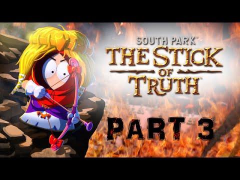 Zagrajmy w South Park: Kijek Prawdy (Part 3) - Zabawne loot'y, Ogień Krzyżowy i inne cudawianki