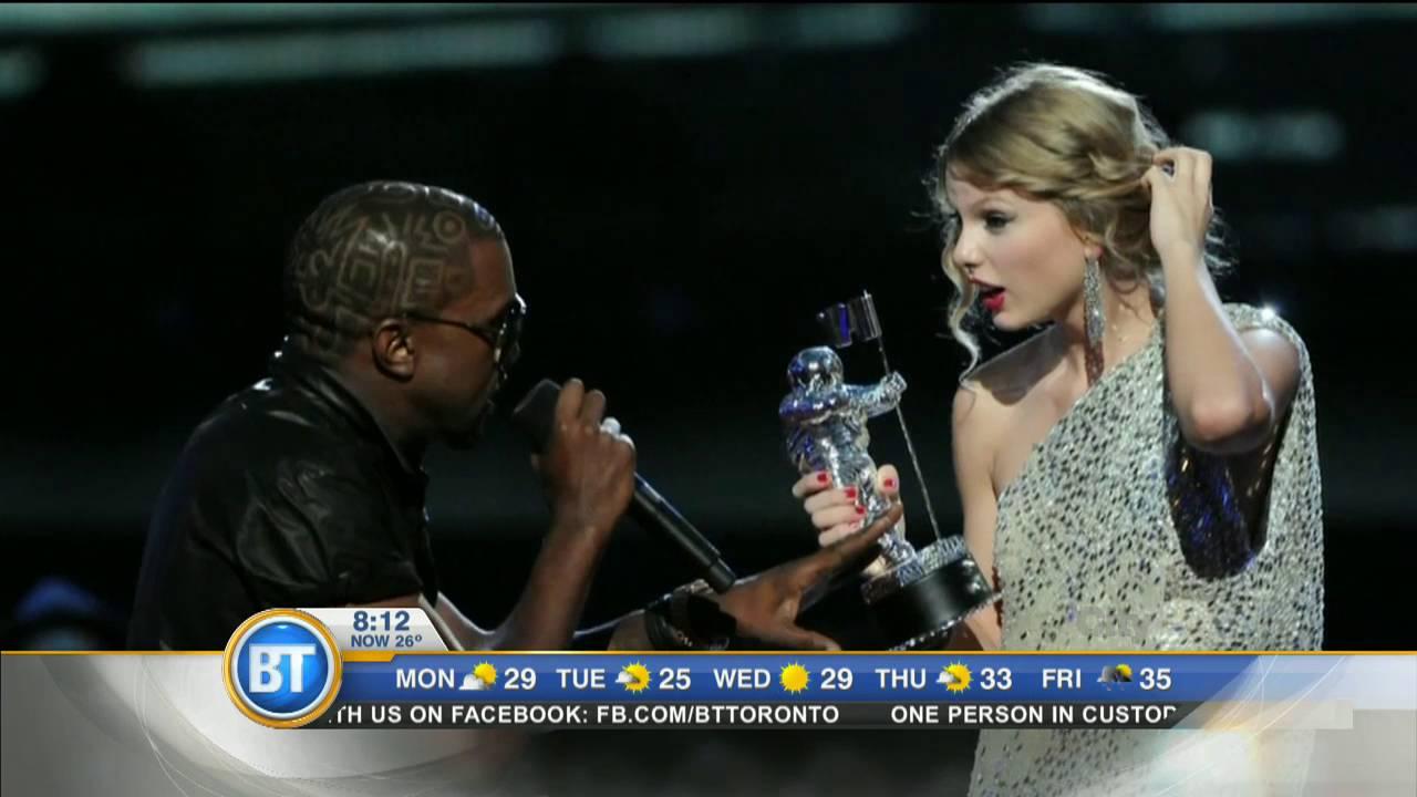 Video: Taylor Swift, Kim Kardashian West and Kanye West feud heats up