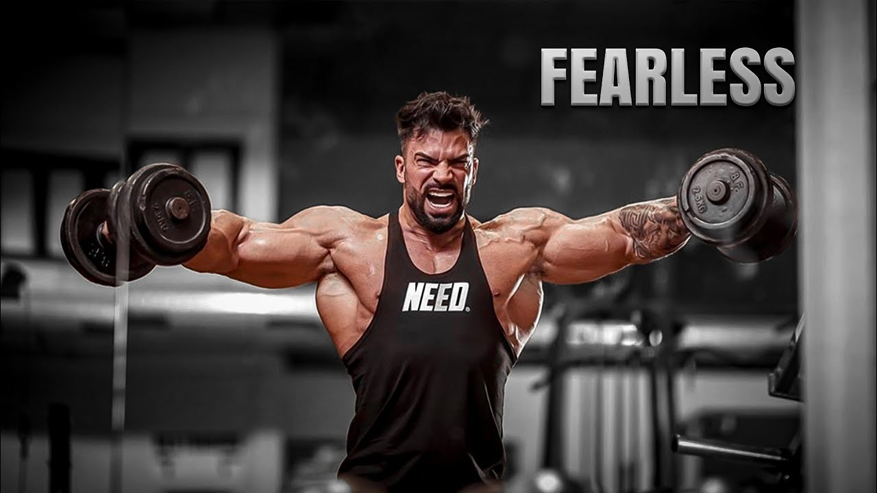 I'M FEARLESS - Gym Motivation 😎