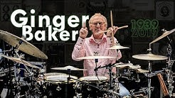 Ginger Baker Live at the Buddy Rich 25th Anniversary Memorial Concert