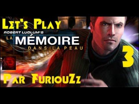 Let's Play La mémoire dans la peau - Ep 3 - Wombosi je te hais poster
