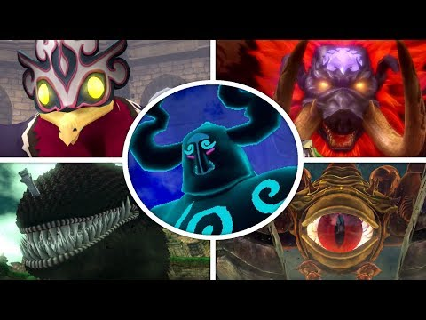 Hyrule Warriors (Switch) - All Bosses