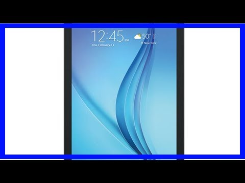 Samsung Galaxy Tab E 8 0 Video clips - PhoneArena