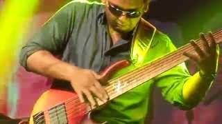 BassBaba Sumon(Aurthohin)-Bass Solo at Rocknation VI:Resurrection