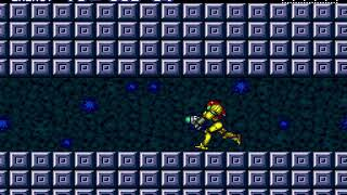[TAS] SNES Super Metroid by Sniq in 35:58.31 - Fixed Graphics