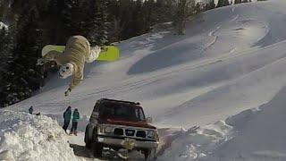 Pure Adventure | OpenHorizon Films in the Swiss Alps