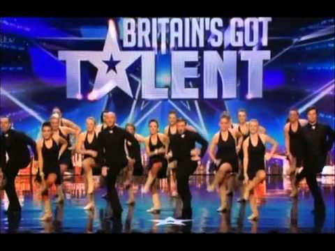 BRITAIN'S GOT TALENT 2014 AUDITIONS - COUNTRYVIVE