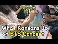 BTS Seoul Concert Experience! Free Giveaway Heaven!! 방탄소년단 콘서트 브이로그