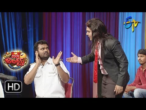 Sudigaali Sudheer Performance | Extra Jabardasth | 18th May 2018 | ETV Telugu