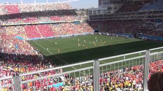 Video Watching Our First World Cup Game download MP3, 3GP, MP4, WEBM, AVI, FLV Agustus 2017