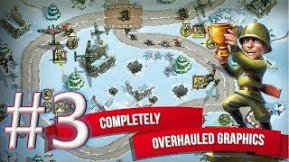Солдатики 2 Геймплей проходження 3 Android і iOS