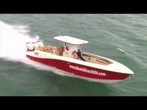 Deep Impact Custom Boats - Luxury Performance Center Consoles
