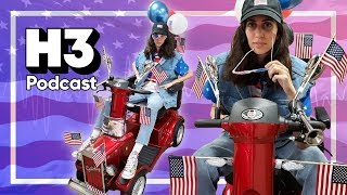 Hila Becomes An American Citizen - H3 Podcast #144