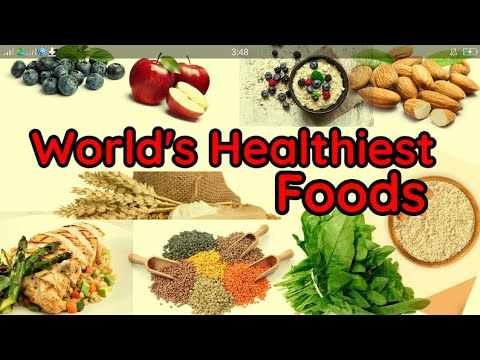 World's Healthiest Foods | Most Healthful Foods in the World | Pinas_GoodTV