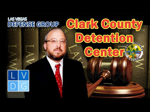 Clark County Detention Center (Las Vegas Jail) Information