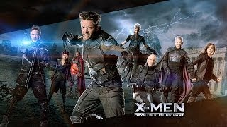 X Men: Days of Future Past Commentary