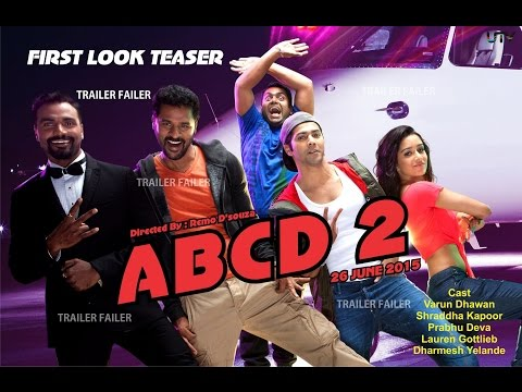 Any Body Can Dance 2, ABCD 2 | Varun Dhawan | Shraddha Kapoor | Prabhudheva | In Theaters June 19