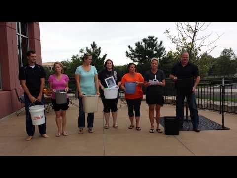 ALS Ice Bucket Challenge Accepted!!! - PRA HealthSciences KCI Clin Ops Management Team