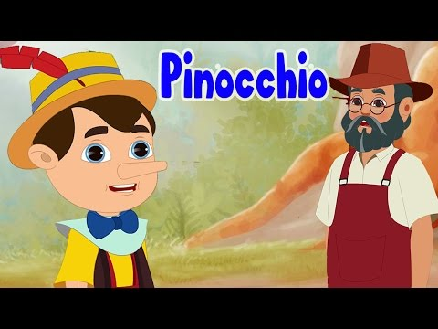 Pinocchio Full Story  Fairy Tales  Bedtime Stories For Kids  4K UHD