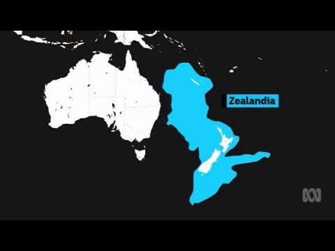 Exploring Zealandia: the world's newest, eighth & smallest land mass