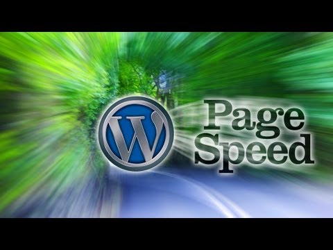 How To Speed Up Your WordPress Blog -- Improve Page Load ...