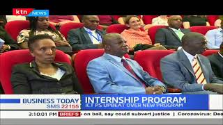 Ajira Internship Programme to train youth on digital literacy courses