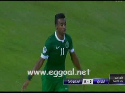 اهداف و ملخص وركلات جزاء مباراة العراق و السعودية | كأس امم اسيا تحت 19 سنة|