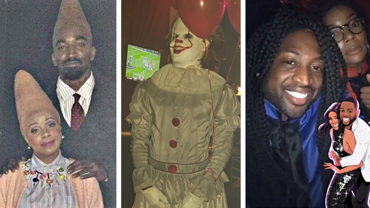 Cavaliers Have Crazy Halloween Party With Hilarious Costumes!  sc 1 st  YouTube & Cavaliers Have Crazy Halloween Party With Hilarious Costumes! - YouTube