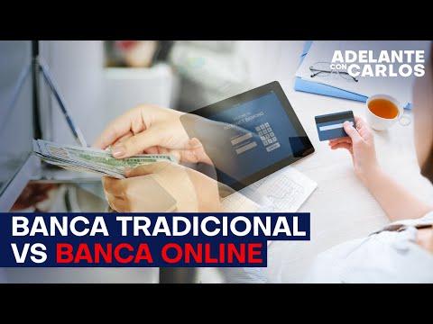 Banca Tradicional Vs Banca Online
