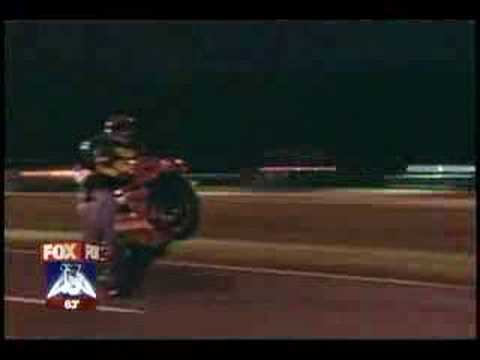 Tampa Bay's Fox 13 Interviews Sportbike Riders on 50+ Law