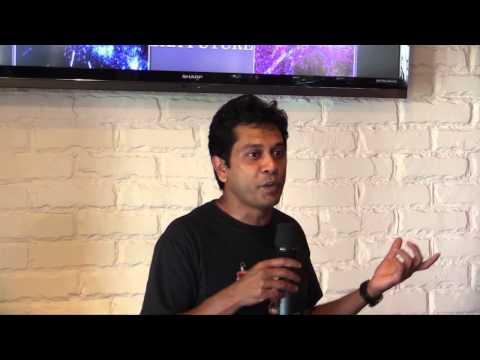 CafSciMu Event 01 Speaker 1 (Dr Nadeem Oozeer)