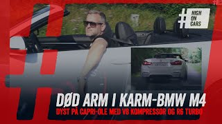 BMW M4 cabriolet med over 500 hk - giver det overhovedet mening? Part 1:2