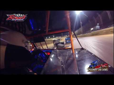 #11 Jody Brannon - Mod Lite - 2-3-18 Boyd's Speedway - In Car Camera