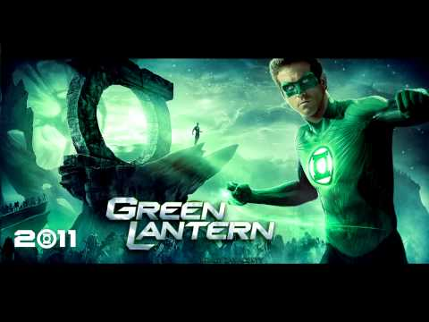 Green Lantern soundtrack - Vitaliy Zavadskyy