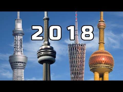 Top 10 Tallest Towers in the World (2018)