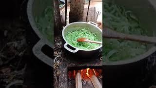 Làm mứt dừa non bến tre mềm màu đẹp