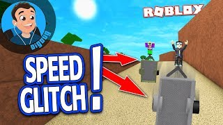 Awesome Speed Glitch in Roblox Lumber Tycoon 2 trailer speed glitch!