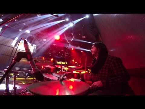 Costas Liolios  ( DW drums set )