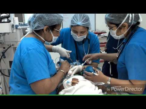 Pediatric anaesthesia