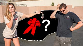 SURPRISING MY BEST FRIEND WITH A NEW CAR! *emotional*