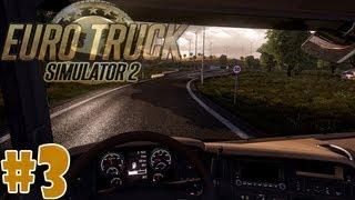 Euro Truck Simulator 2 Наем водителя #3(Прошу прощения, за то что нету звука в игре. К сожалению звуковая дорожка игры почему-то не записалась. Надею..., 2013-07-21T22:58:51.000Z)