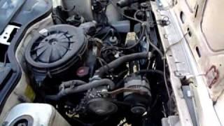 Remise en route d' une Renault 11