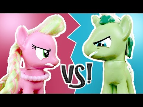 My Little Pony: The Brother Tag! Friends or Foes? ft. Nerdy Nom Nom | MLP Fever