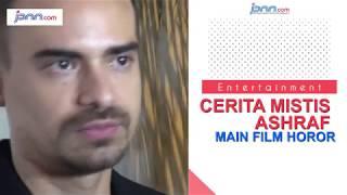 Sstt... Ini Keganjilan yang Dialami Ashraf saat Shooting Film Horor - JPNN.COM